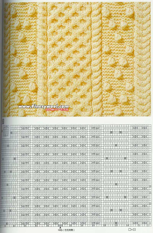 编织图案100列(电子书) - 梅兰竹菊 - 梅兰竹菊的博客