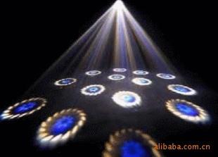 专业音响演出庆典 会展策划 电脑摇头灯片 成像灯片