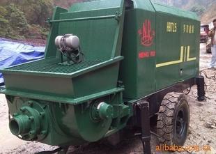 [厂家直销]混凝土输送泵,混凝土泵车,砂浆泵,隧道泵
