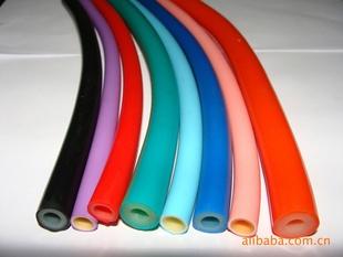 производственно - двойной цвет латекс трубы