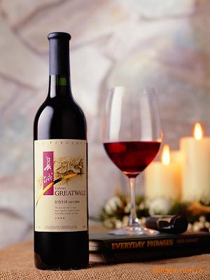 长城干红葡萄酒/张裕世纪干红