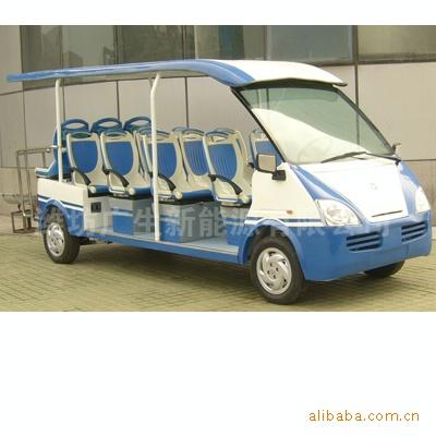 电动观光车 11座电动观光车 电动看房车 小区 厂区电动 阿里巴巴高清图片