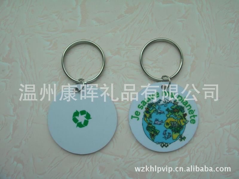 名称:压克力钥匙扣(有机玻璃钥匙扣) 单位:个 材质:压克力+金...