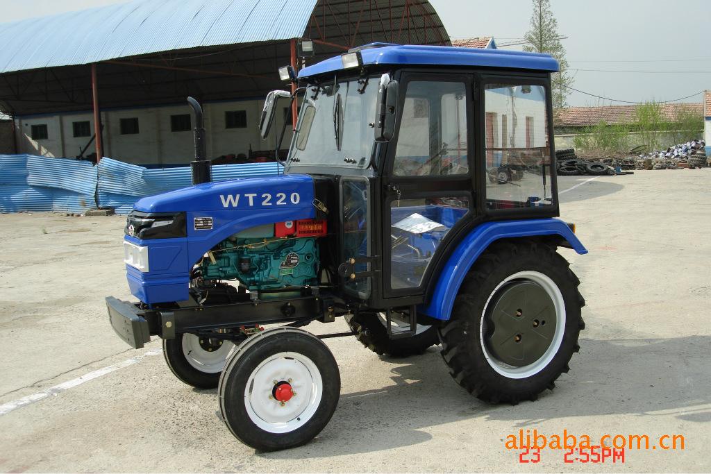 ***推荐豪华型驾驶室拖拉机