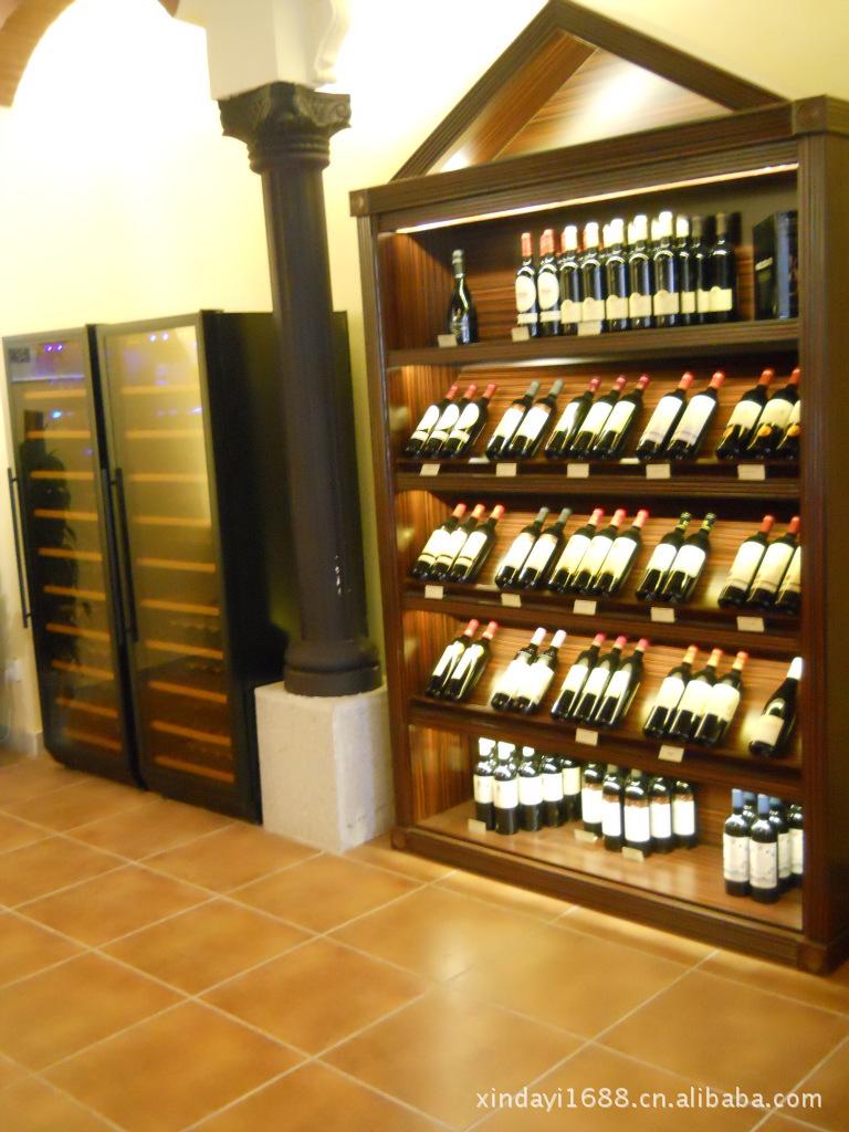 商场酒柜 奢侈品家具 卖场家具 高端商品展示柜