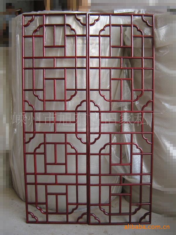 供应仿古窗格;一件也可定做!古典家具门窗