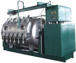供应ZJLK1800BS双变频高速节能自动卷染机 高温高压印染整机械