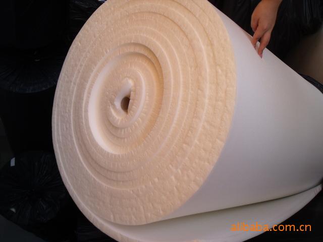 普通海绵,卷装棉