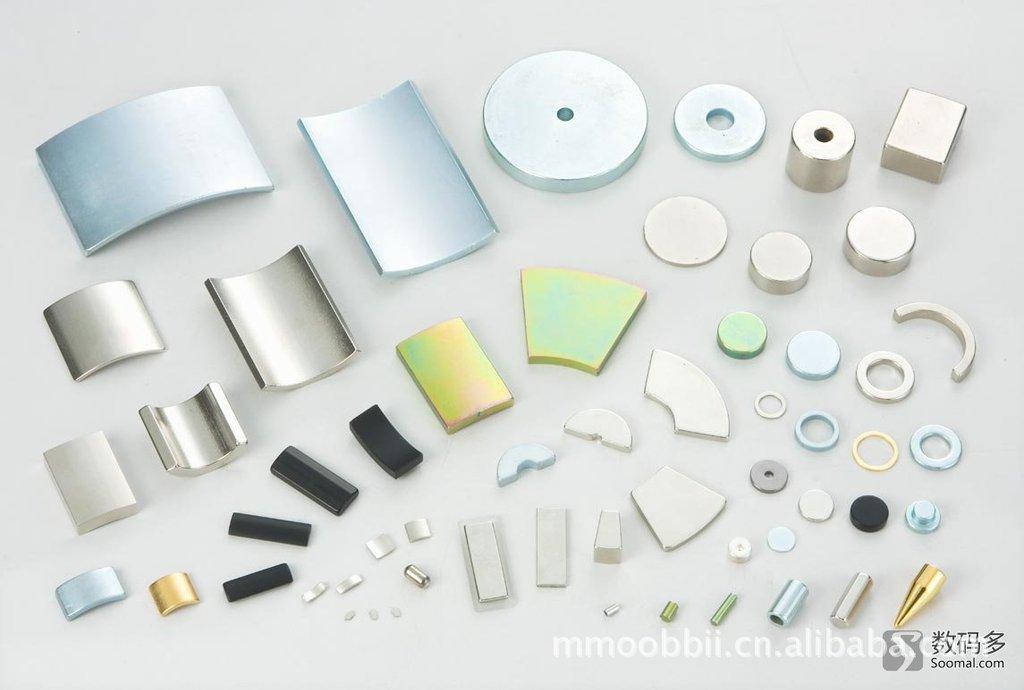 供应钕铁硼各种方块瓦形