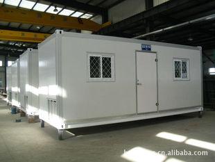 玻璃钢冷藏车厢 吊装站房 气象站房 基站方舱 玻璃钢站房 车厢