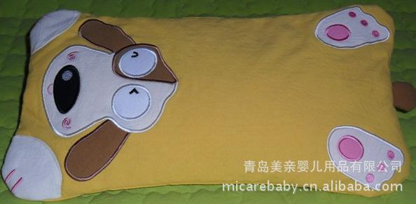 大耳朵狗一段婴儿保健枕0~3岁专用荞麦壳、决明子、茶叶 婴童家纺