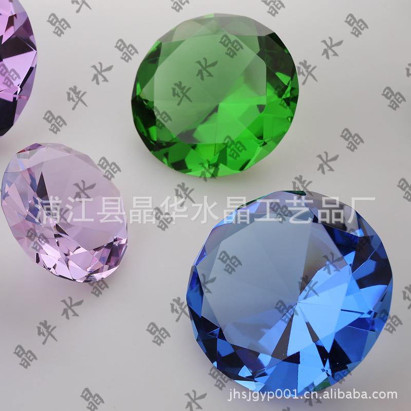 尽显神秘魅力玲珑剔透美轮美奂水晶钻石晶华闪亮经典