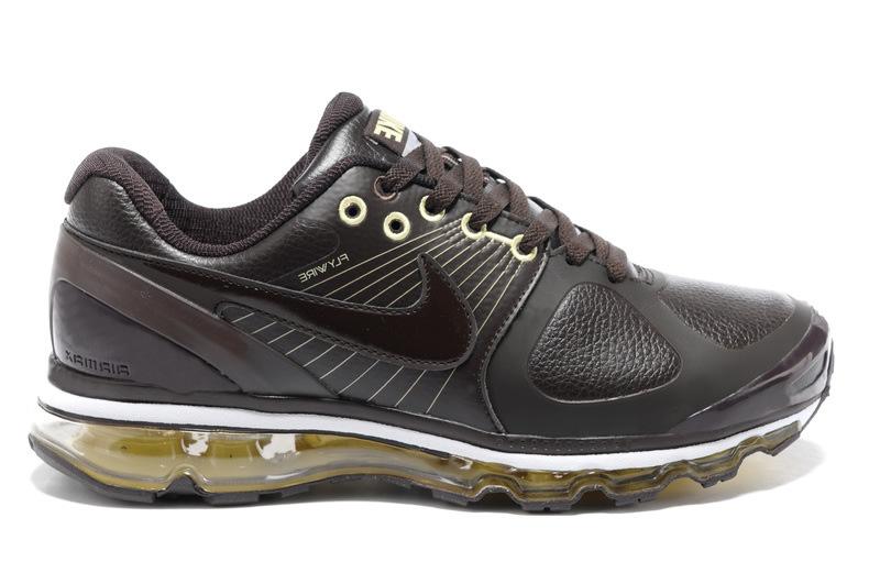 莆田鞋子批发 新款 耐克2009款4代男跑鞋 男头层皮鞋 耐克气垫鞋图