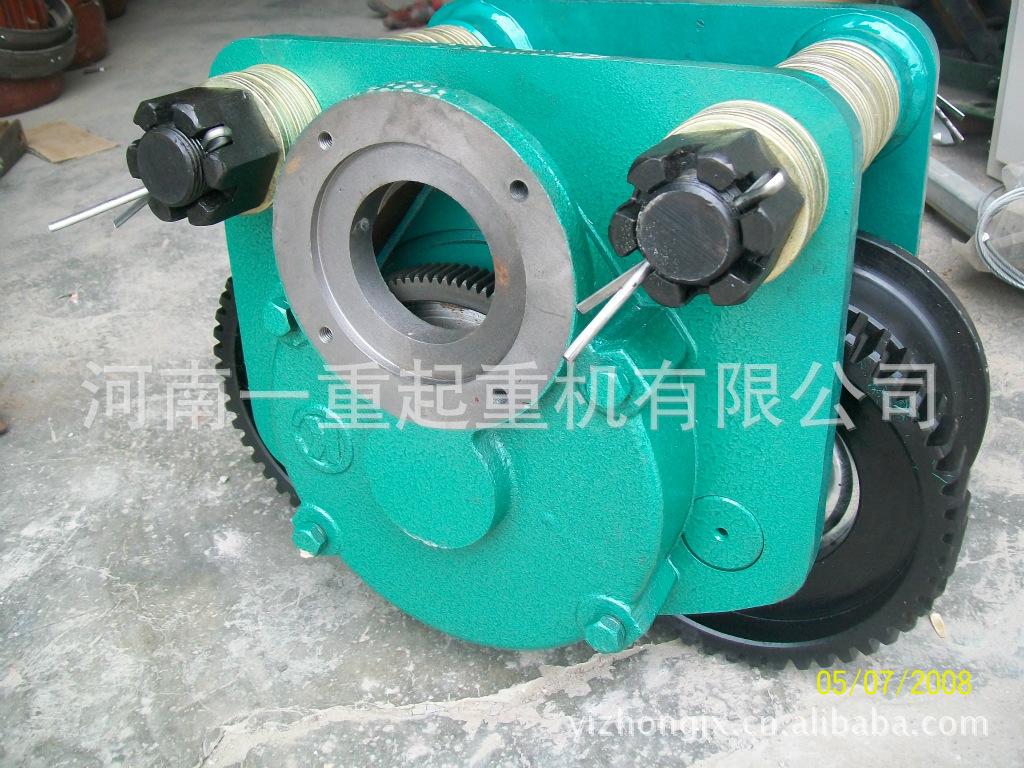 专业供应2T 3T江阴凯澄葫芦跑车 电动跑车 专业生产