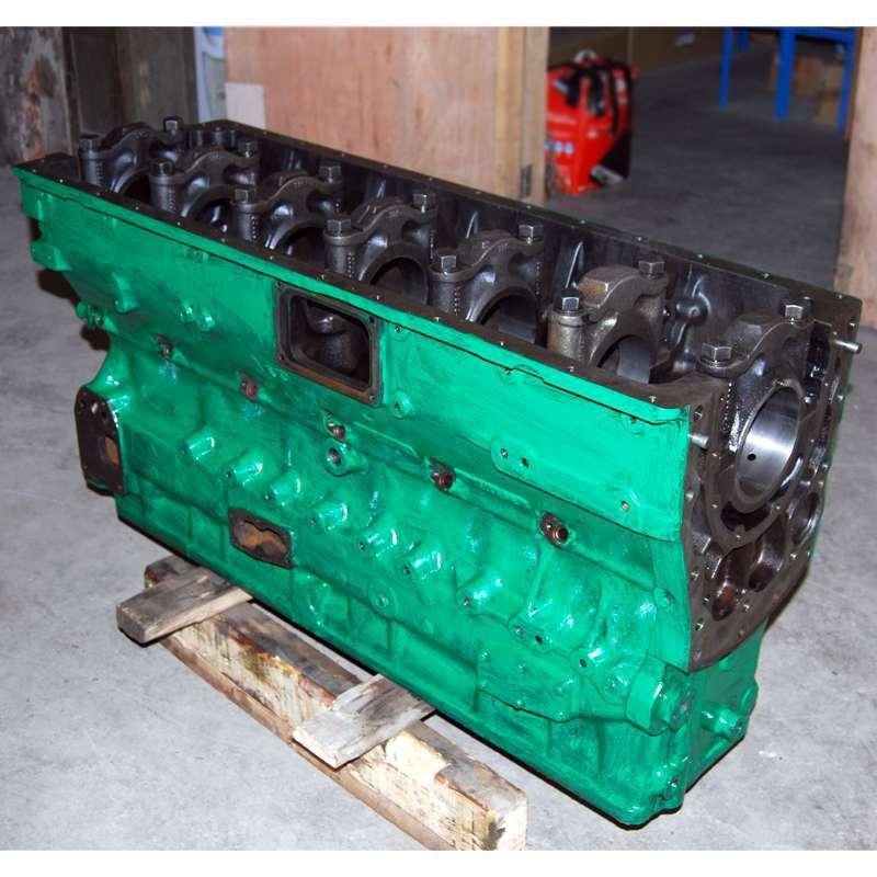 AR12787柴油发动机汽缸体