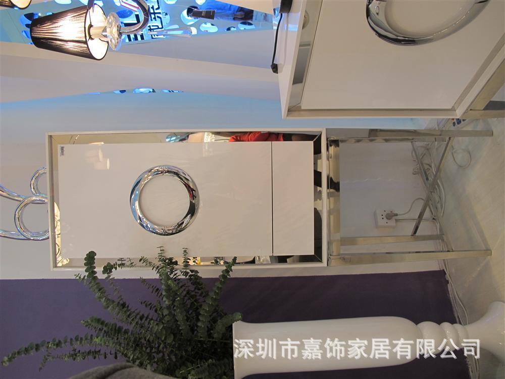 新古典烛台 水晶玻璃家居饰品摆件水晶玻璃工艺制品田园家...