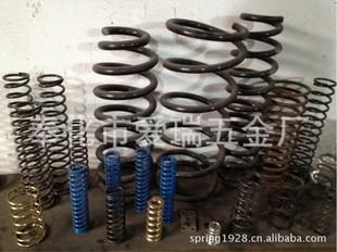 浙江大量供应耐腐蚀耐高温合金材质的压缩弹簧