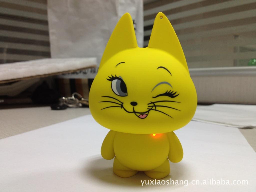 Loa vi tính mini hình mèo siêu cute