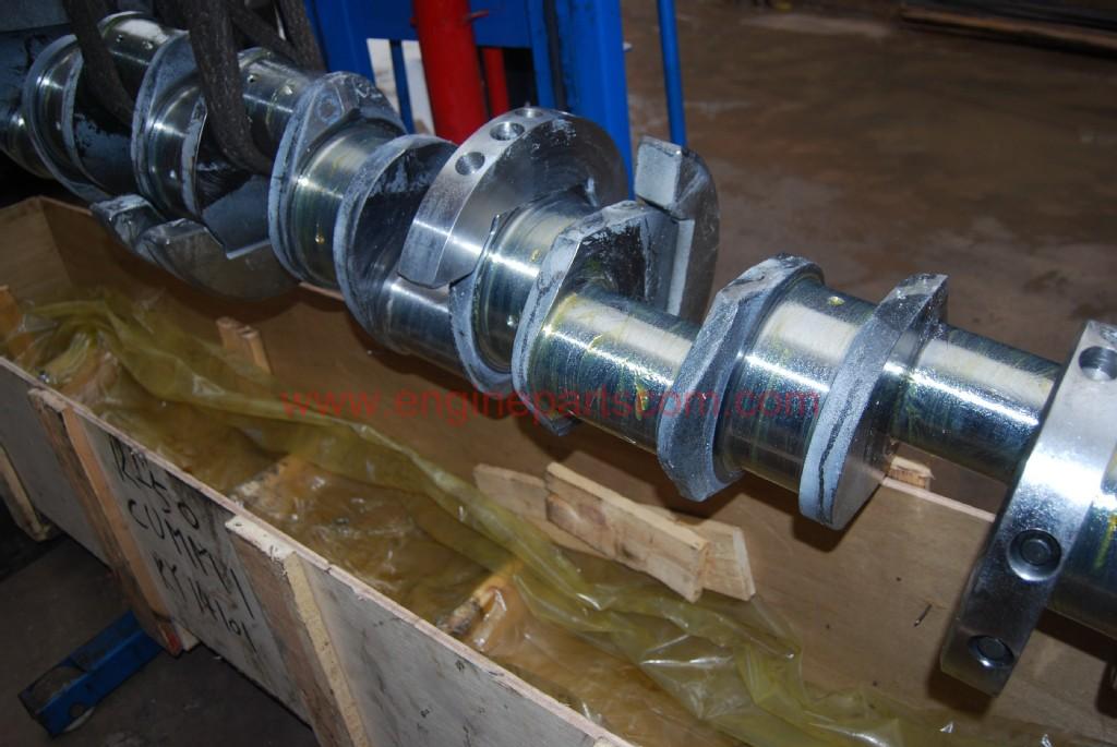 青海 海东 康明斯曲轴  康明斯柴油发电机组用的K50发动机曲轴总成3629189曲轴总成