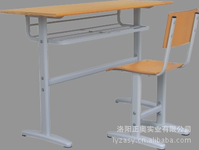 厂家供应学生双人课桌椅 郑州 洛阳 新乡 安阳校用优质课桌