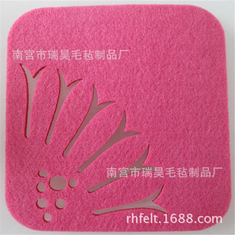 【现货供应】毛毡鼠标垫 环保耐用 图案精美 欢迎定做