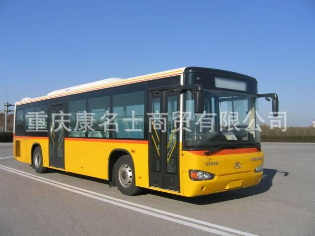 金龙KLQ6129G城市客车ISDe270东风康明斯发动机