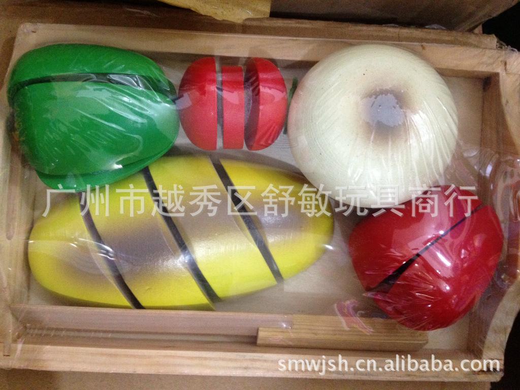 童过家家玩具 水果蔬菜切切看 厨房玩具 切切乐 -价格,厂家,图片,