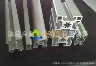 浙江铝型材厂专业挤压建筑门窗铝型材和板材系列以及装潢工程铝