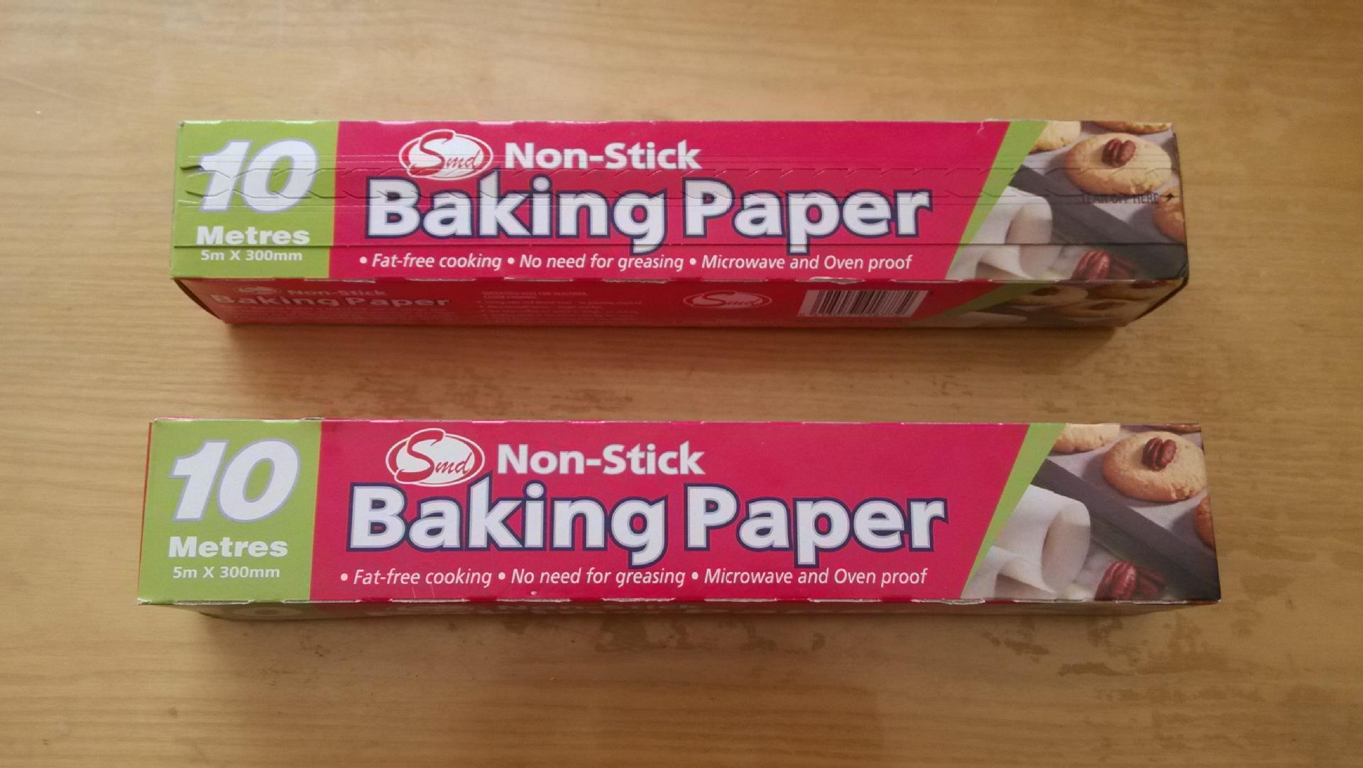 烘焙用品 焙趣多品牌 盒装双面硅油纸 油纸 30CM*10M