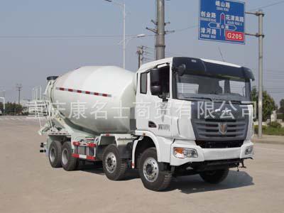 集瑞联合SQR5310GJBD6T6-3混凝土搅拌运输车ISME345 30西安康明斯发动机