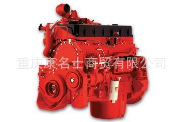 用于陕汽SX5316GJBDT306混凝土搅拌运输车的ISM11E4 345西安康明斯发动机ISM11E4 345 cummins engine