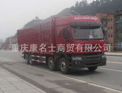 神鹰YG5312CSYQELZ仓栅式运输车C280东风康明斯发动机