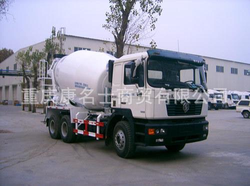 宇通YTZ5255GJB31E混凝土搅拌运输车ISME308 30西安康明斯发动机
