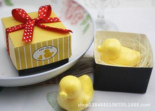 鸭子手工香皂结婚用品创意礼品批发爆款直销