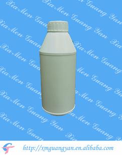 Гуандун фуцзянь, чжэцзян удар прямых производителей пластиковых бутылок HDPE бутылок 500мл белый круглый рот бутылку