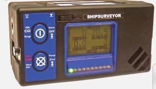 Shipsurveyor 3 морской горючих газов / кислород / сероводород прибор для обнаружения