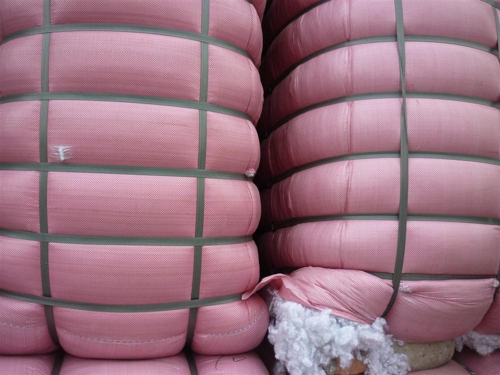 枕头玩具填充材纤维棉公仔棉图片四