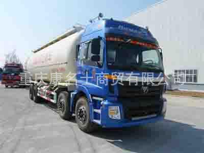 福田BJ5317GFL粉粒物料运输车L315东风康明斯发动机