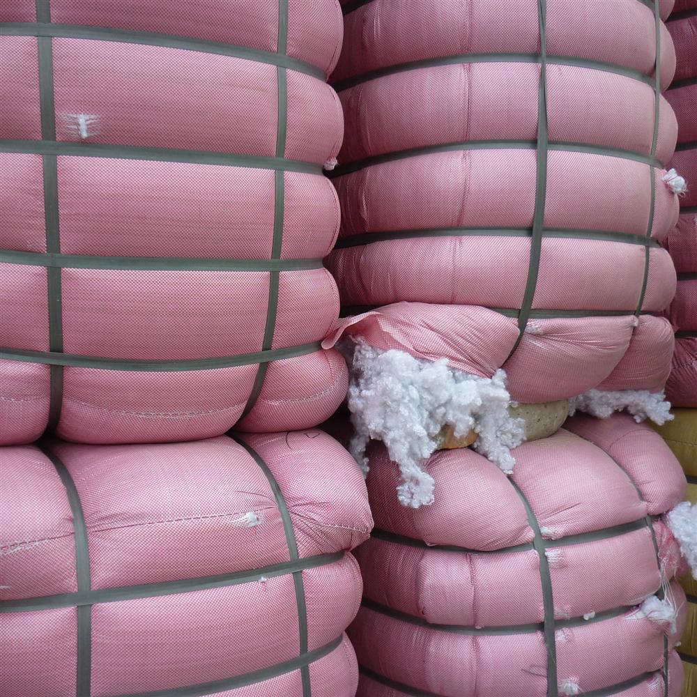 枕头玩具填充材纤维棉公仔棉图片二