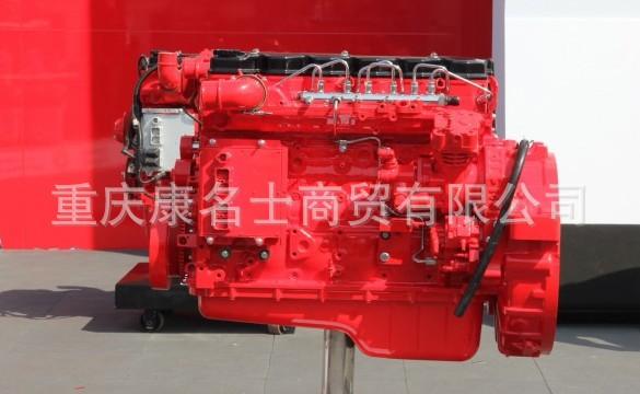 用于炎帝SZD5120GXWE4吸污车的ISDe160东风康明斯发动机ISDe160 cummins engine
