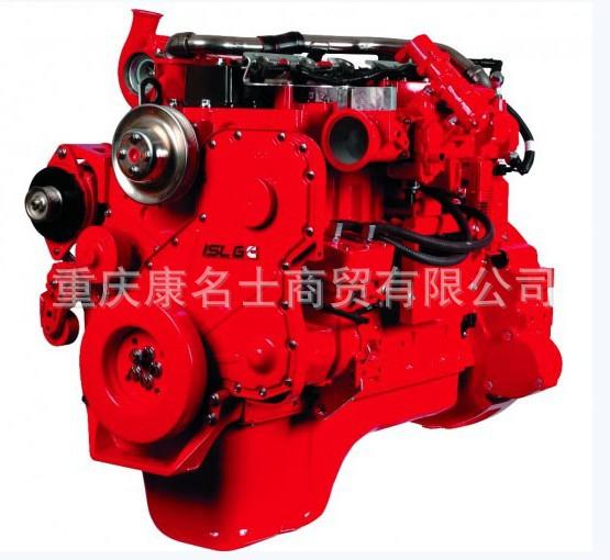 用于楚胜CSC5251GJBA4混凝土搅拌运输车的ISLe340东风康明斯发动机ISLe340 cummins engine