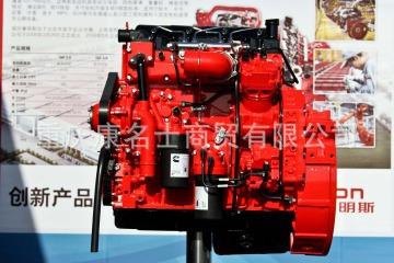 亚洁BQJ5100ZZZH自装卸式垃圾车ISF3.8s4168北京福田康明斯发动机