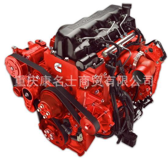 青驰QYK5169XBW保温车ISF3.8s4168北京福田康明斯发动机