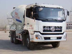 通亚达CTY5250GJBDFL混凝土搅拌运输车ISLe325东风康明斯发动机