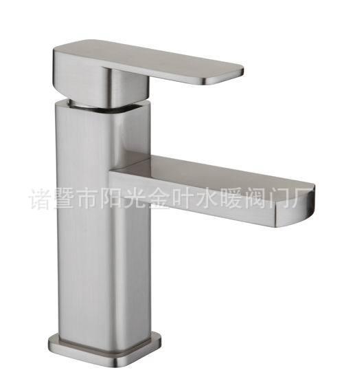 供应高档广东水龙头 合金水龙头 四方八角水龙头 洗手盆水龙头 -价