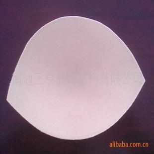 海绵布料压模成型罩杯 胸垫 胸插片