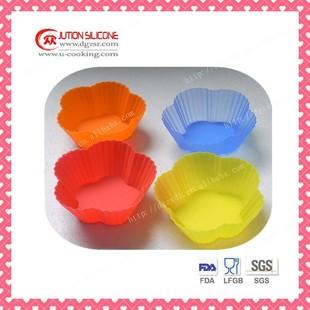 生产日用品硅胶制品厂家供应 硅胶蛋糕模 硅胶烤盘 外贸原单
