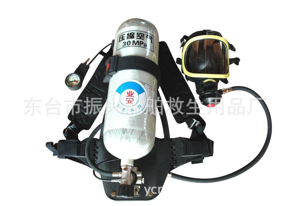 正压式空气呼吸器2