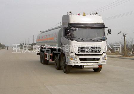 东风DFZ5251GJYAX加油车C260东风康明斯发动机