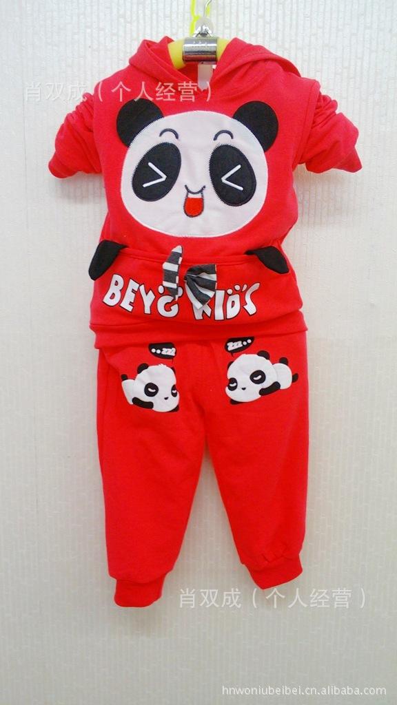 蜗牛贝贝 2013春款 小童 套装 爆款 可爱小熊 套装 童装批发图片,蜗牛图片